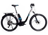 R Raymon CrossRay E 5.5 Street: E-Bike – Einsteiger-SUV-Bike im Test