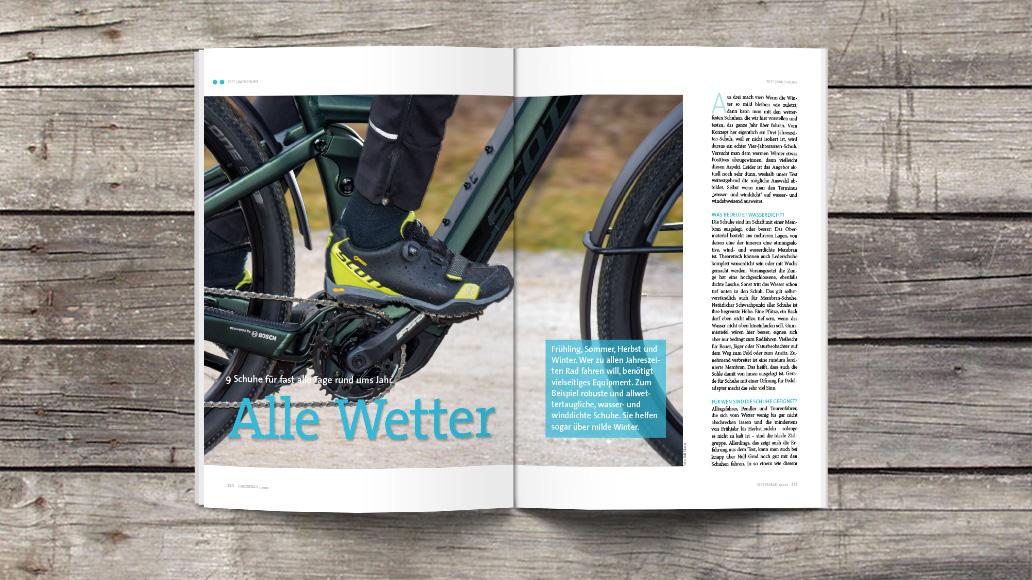 ElektroRad 2/2020, Heftinhalt, Magazin, Ausgabe