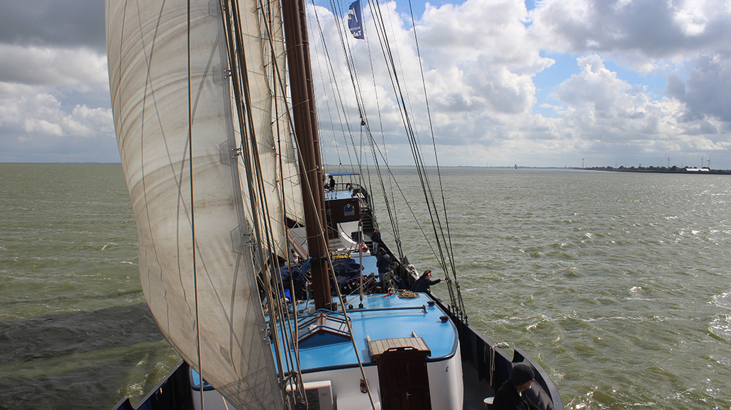 Sail & Bike, Waddenzee, Boat Bike Tours