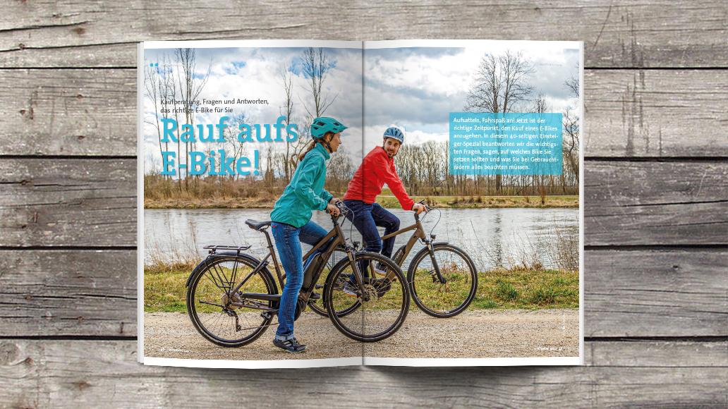 Ratgeber: Einstieg in die E-Bike-Szene