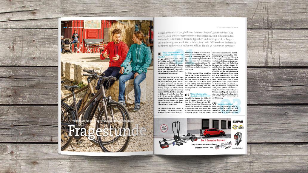 Ratgeber: 25 Fragen rund ums E-Bike