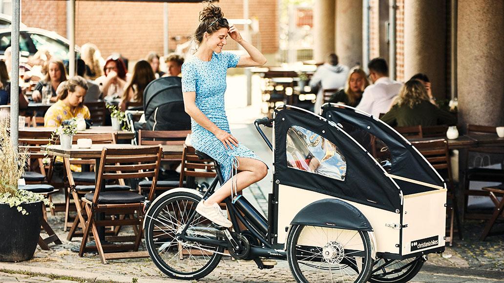 Christiania Bikes, Pendix