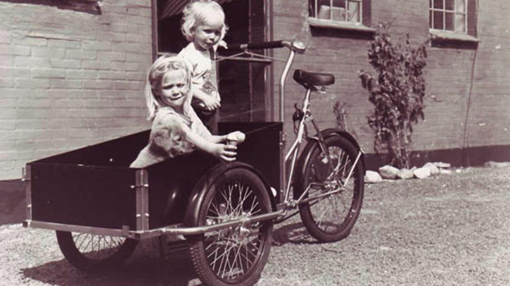 Christiania Bikes, Pendix, Historie