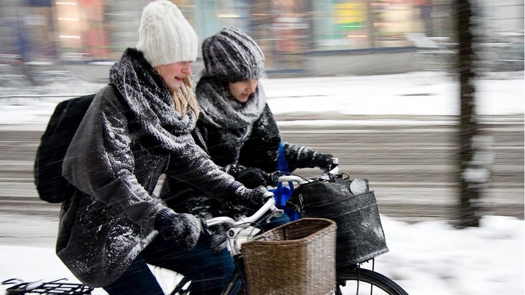 Fahrrad, Stadt, Copenhagenize, Mobilität