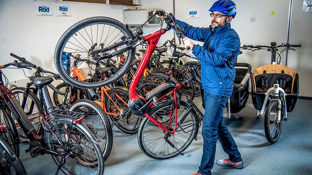 E-Bike-Kaufberater, E-Bike, E-Bike-Test