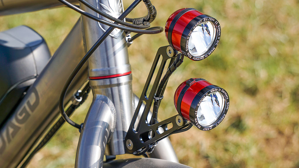 Falkenjagd Hoplit PI E-Reiserad, Test, E-Bike, Kaufberatung