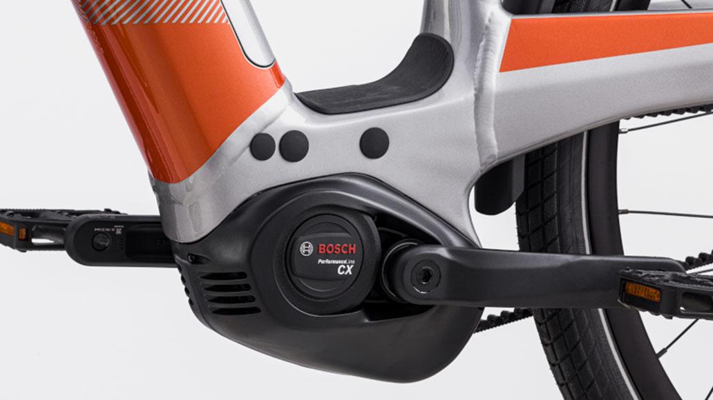Der leistungsstarke Performance Line CX Antrieb von Bosch