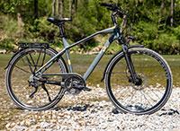R Raymon TourRay 5.0: Trekkingrad im Test – Ausstattung, Preis, Bewertung