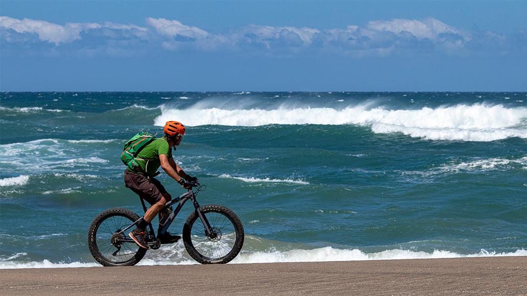 Radreise, Südafrika, Mountainbike