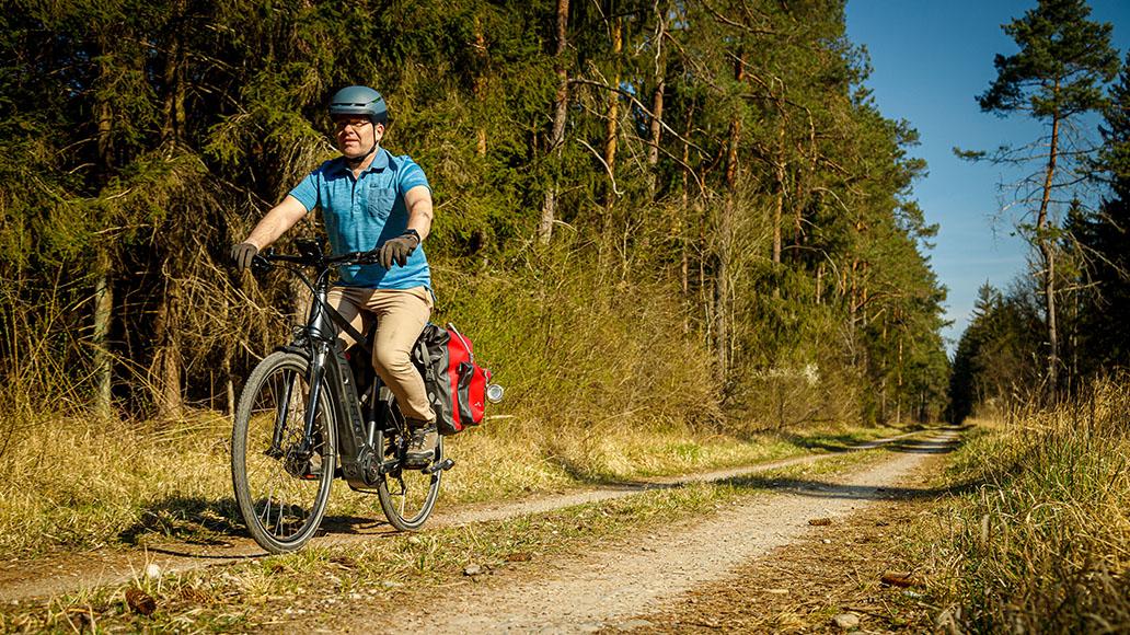 Fahrradtour, Gepäck