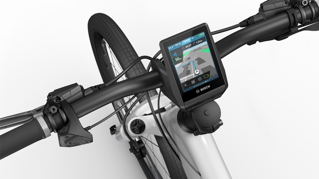Bosch, E-Bike, Fahrradcomputer, Nyon, Kiox