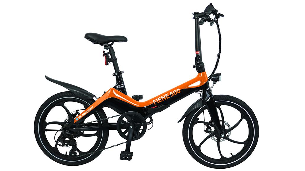 E-Bike, Blaupunkt, Faltrad