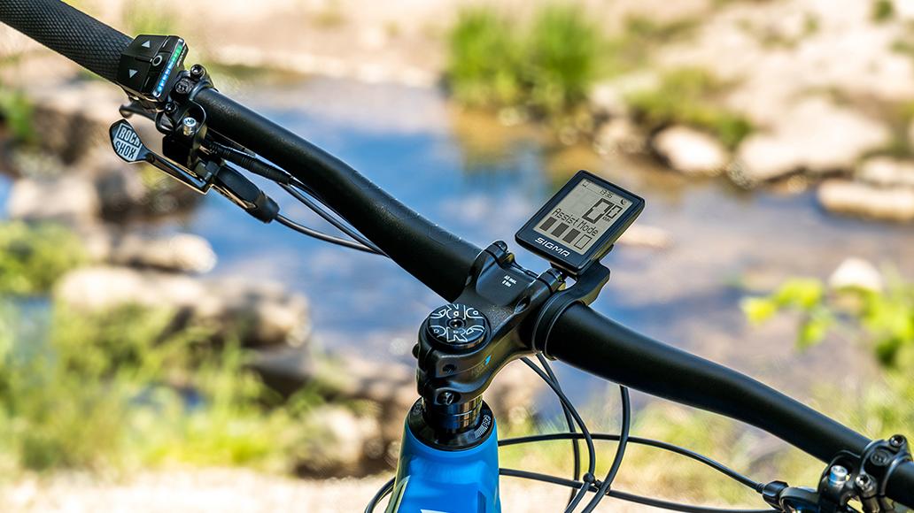Sigma, E-Bike, Display