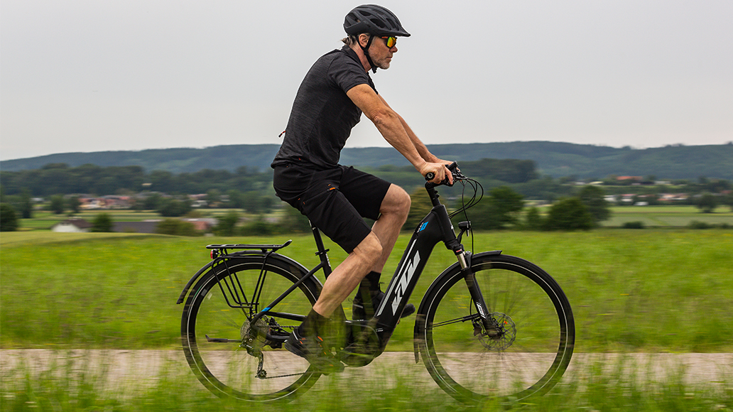KTM Macina, Stiftung Warentest, E-Bike Test