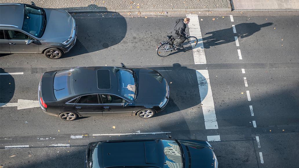 ADFC, Tag der Verkehrssicherheit, Fahrrad