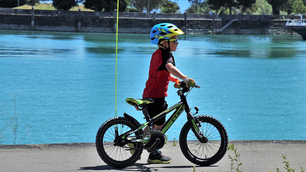ADFC, Kindersicherheit, Fahrrad