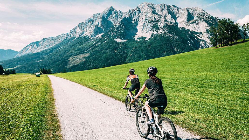 Aigen-Runde, Steiermark