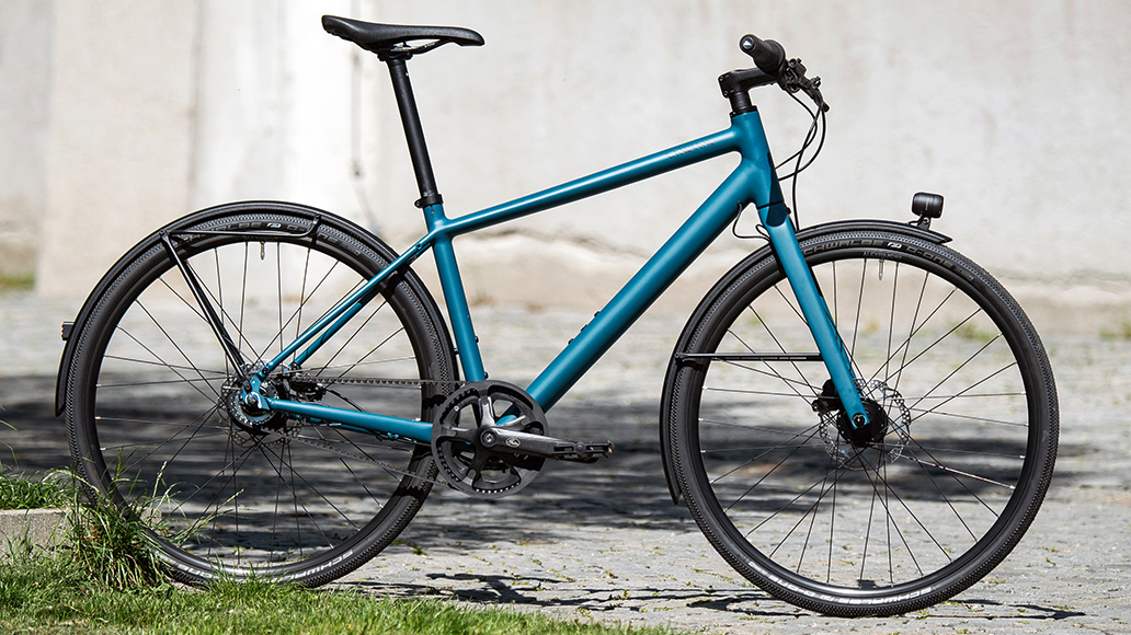 Canyon Commuter 5.0, Stadträder, Urbanbikes, Test