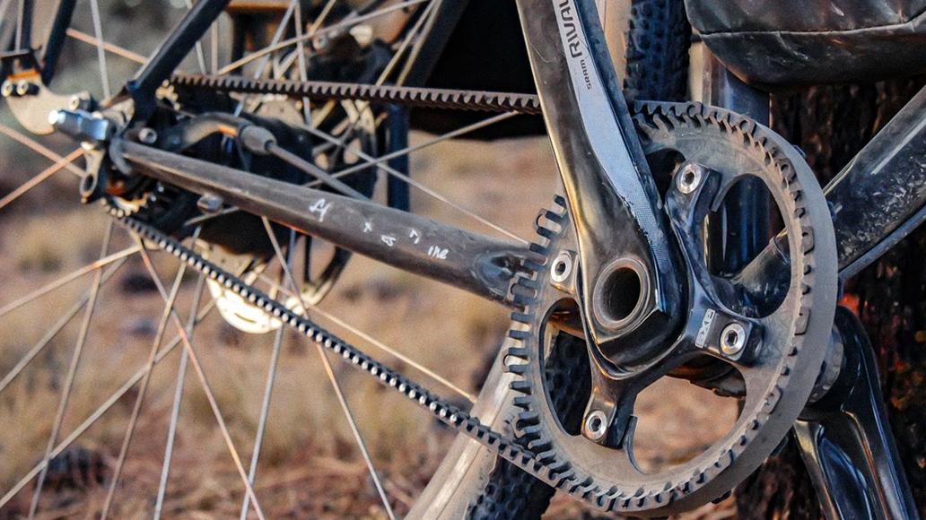 Riemenantrieb, Veer, Cosmic Sports, Fahrrad