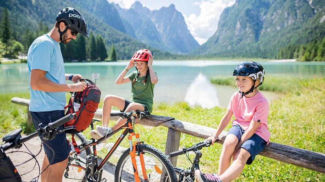 Niederdorf, Hochpulstertal, Familienreise, Radreise