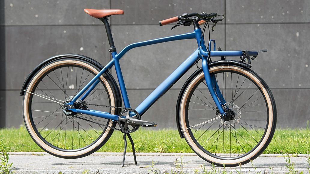 Schindelhauer Gustav 8, Test, Stadträder, Urbanbikes