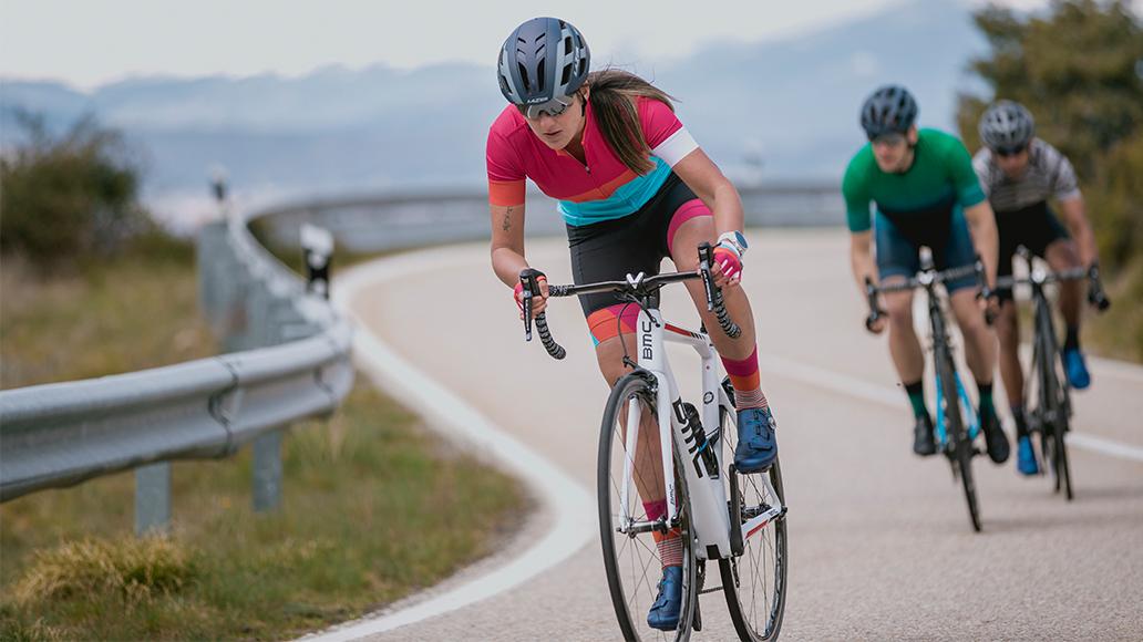 Shimano, Damenkollektion, Radfahren