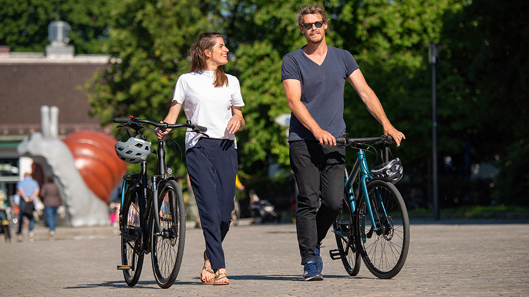 Stadträder, Urbanbikes