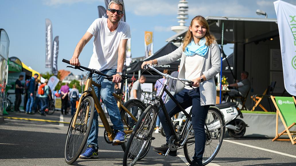 VELOWeeks, Fahrradmesse, Radfahren