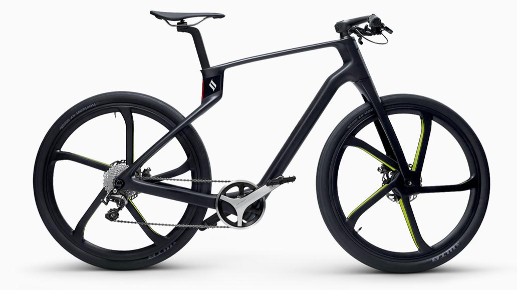 E-Bike, Superstrata, 3D