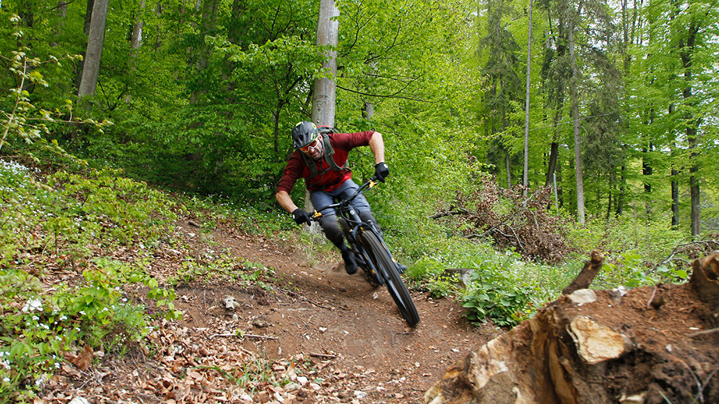 E-MTB, Trail Rallye, E-Bike