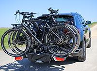 Thule Easy Fold XT 3 Black im Test: Fahrrad-Heckträger