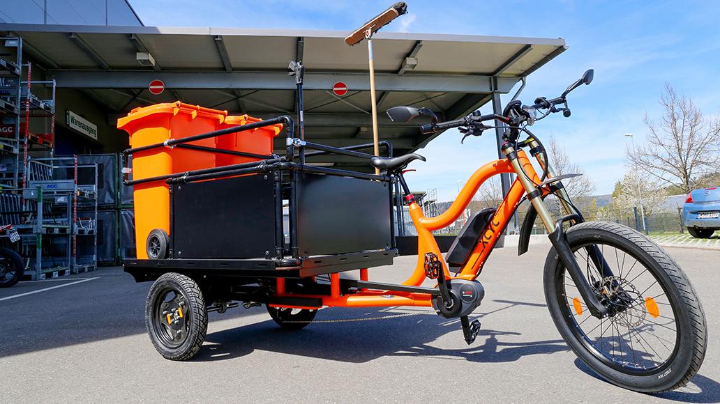 Akku, E-Bike, E-Cargobike, Fahrrad, Firmenporträt, Lastenrad, XCYC