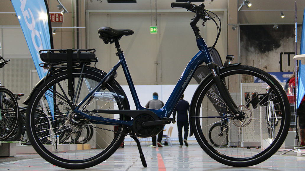 Batavus, E-Bike, Tiefeinsteiger