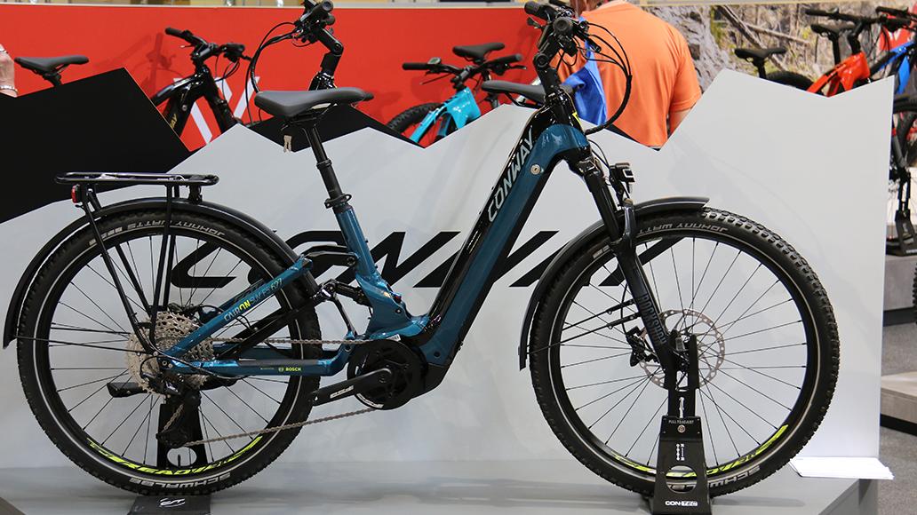 Conway, SUV, E-Bike