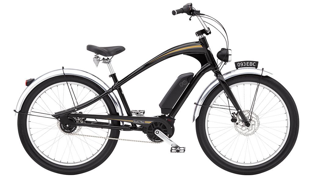 Electra, E-Bike, Ghostrider Go
