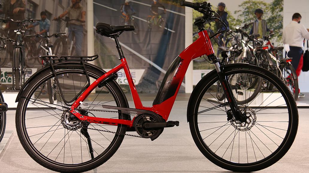 Falter, E-Bike, Tiefeinsteiger