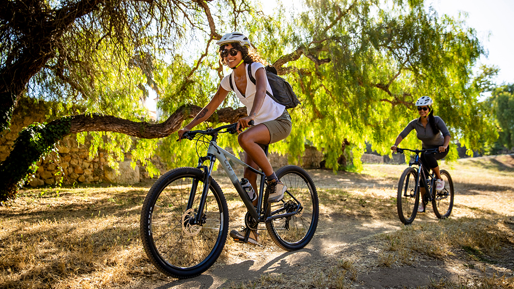 Liv, Hardtail, Fahrrad, Mountainbike