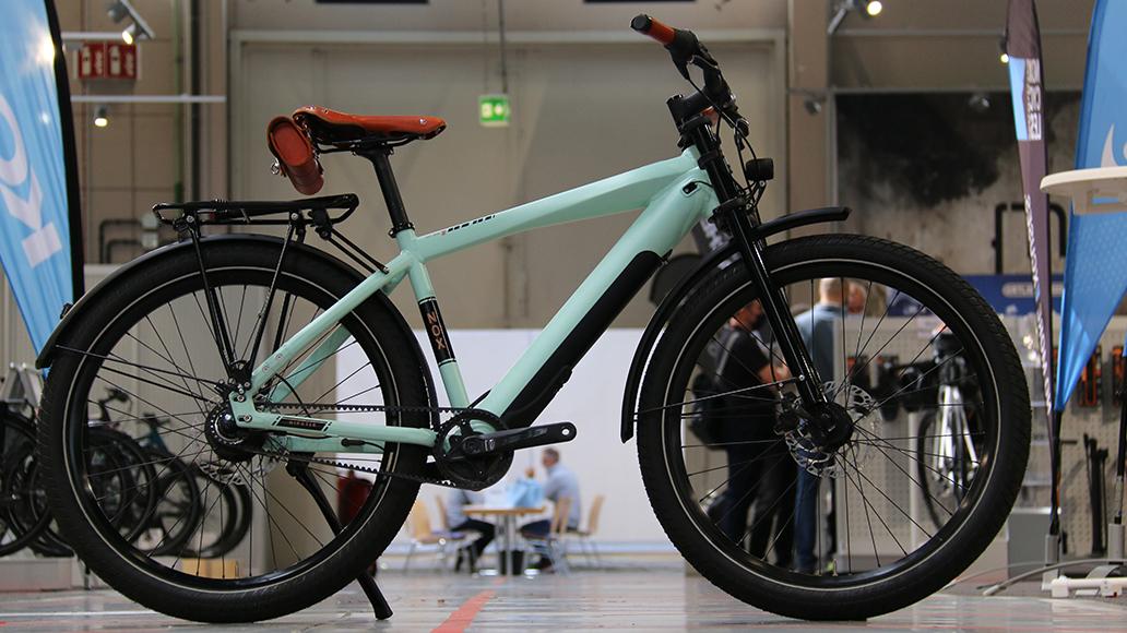 NOX, E-Bike, Citybike, Bike&Co