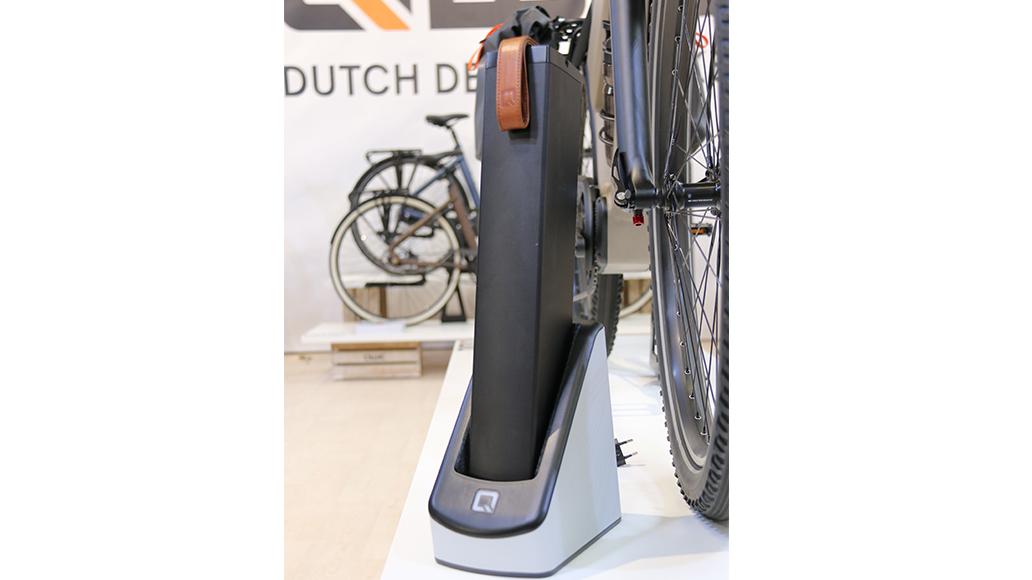 Qwic, Akku, E-Bike, Ladestation