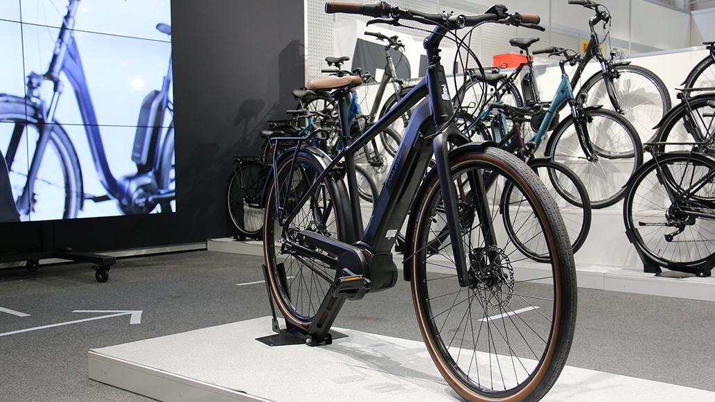 Raleigh, Urbanbike, E-Bike