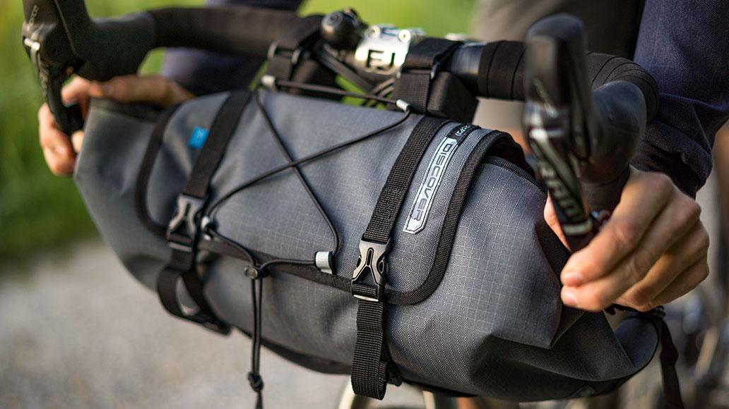 Lenkertasche, Bikepacking, Gravel