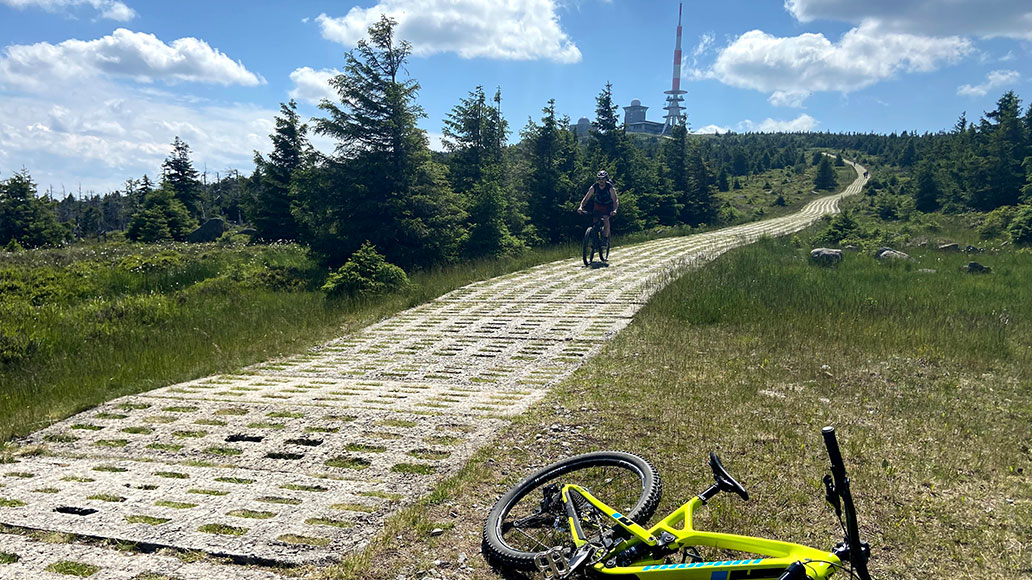 Mountainbike, MTB, Mountainbike-Kurs, Harz