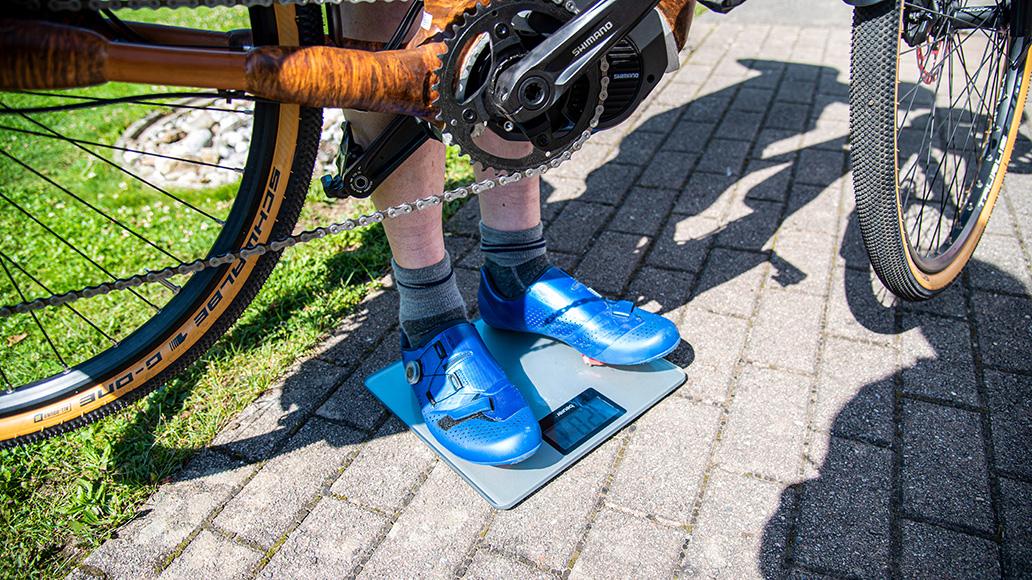 E-Bike-Test, ElektroRad, Reichweitentest