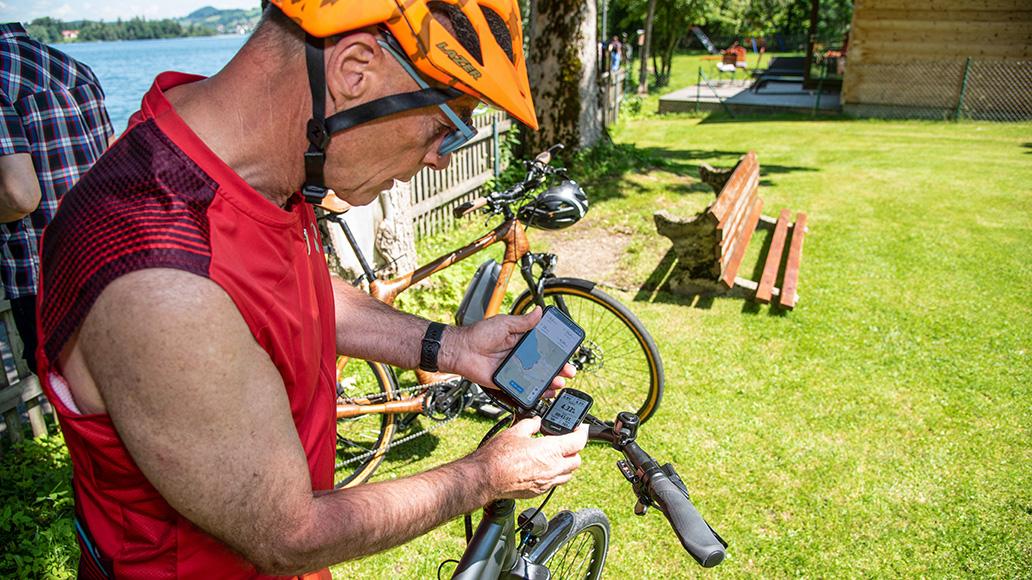 Dokumentation, E-Bike-Test, E-Bike-Motoren, Akkus, Reichweite