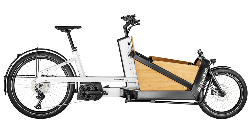 Bergamont, E-Bike, Cargobike, Fahrrad