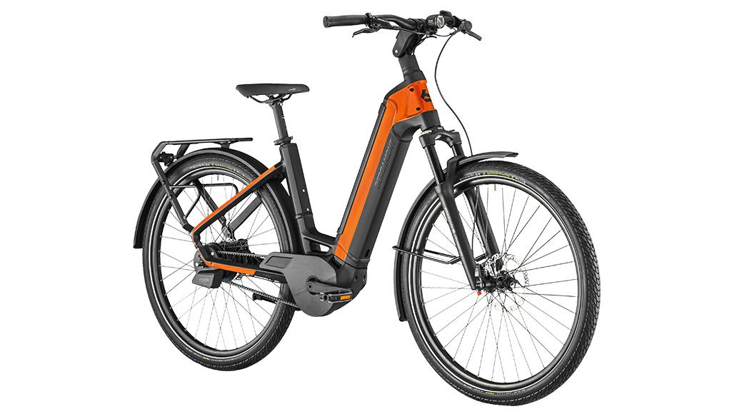 Bergamont, E-Bike, Urbanbike, Fahrrad