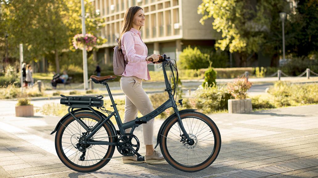 Blaupunkt, Frida 500, E-Bike