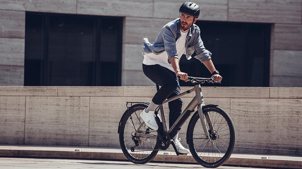 Canyon, E-Bike, Mobilität, Procede:ON, Commuter:ON