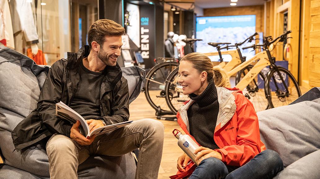 E-Bike, Fahrradurlaub, Radreise, Radurlaub, Reise, Wellness, Zell am See Zell, TAUERN SPA, Wellnesshotel