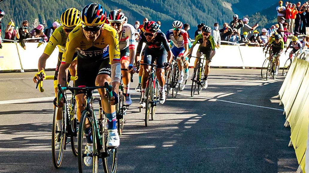 Primož Roglič, Jumbo Visma, Tour de France 2020, Tour de France
